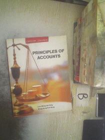 PRINCIPLES OF ACCOUNTS/会计原则