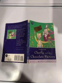 roald dahl Charlie and the chocolate factory         罗尔德·达尔·查理和巧克力工.