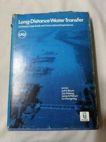 LONG-DISTANCE WATER TRANSFER(外文原版书)