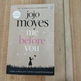 jojo moyes me before you   /  / 2012 / 平装