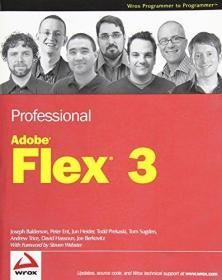 Professional Adobe Flex 3