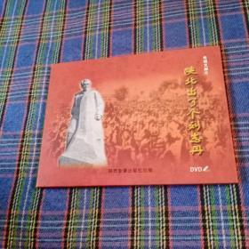 陕北出了个刘志丹DVD