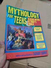 Mythology for Teens: Classic Myths for Todays World