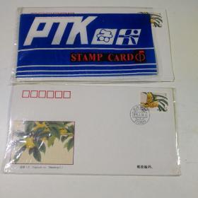 1995-6《桂花》特种邮票 极限封4枚一套