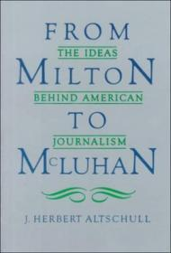 From Milton To Mcluhan