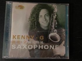 凯丽 金 萨克斯风 (CD)