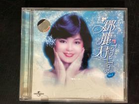 邓丽君  NO1 CD 品如图