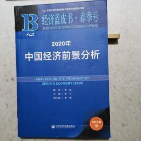 经济蓝皮书春季号:2020年中国经济前景分析