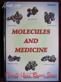 Molecules and Medicine(英语原版 精装本)分子与医学