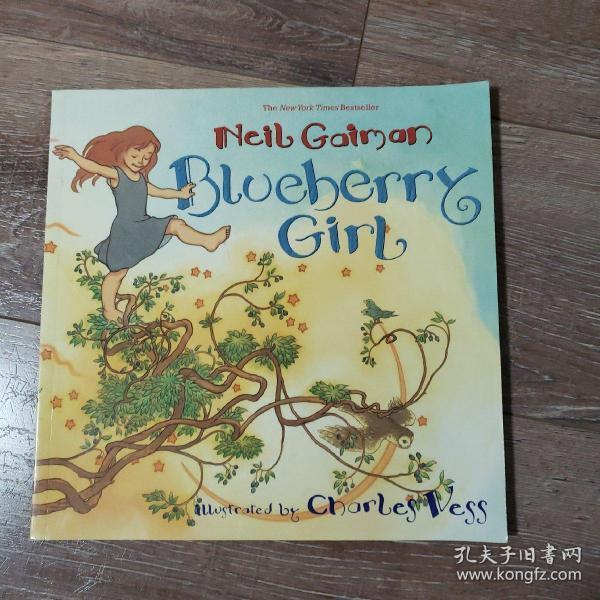 Blueberry Girl[蓝莓女孩]