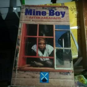 Macmillan Readers Mine Boy Upper Intermediate Reader