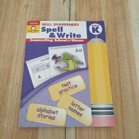 Spell & Write Prek