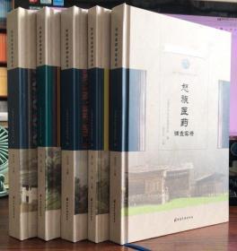 国家中医药管理局民族医药文献整理丛书(5册)