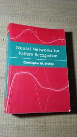 Neural Networks for Pattern Recognition  16开
