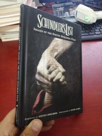 SCHINDLER`S LIST:IMAGES OF THE STEVEN SPIELBERG FILM(辛德勒的名单:史蒂芬斯皮尔伯格电影的影像)32开 精装本