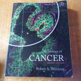 The Biology of Cancer 癌生物学第2版 有少许划线不影响阅读