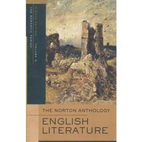 诺顿英国文学选集 The Norton Anthology of English Literature