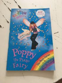 Rainbow Magic: The Music Fairies 64: Poppy the Piano Fairy 彩虹仙子#64:音樂仙子9781408300336