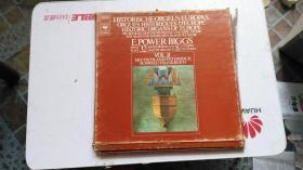 外文原版  黑胶唱片  DIE ORGEL THE ORGAN L'ORGUE  管风琴  HISTORISCHE ORGELNEUROPAS ORGUES HISTORIQUES D'EUROPE HISTORIC ORGANS OF EUROPE 本册唱片信息 :Sereo  CBS S77 340  ,盒内有一页外文手写稿,外文18宣传册一本,内容多是管风琴图片。 本册黑胶唱片 共3张。