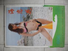 1994年泳装美女挂历:海恋花