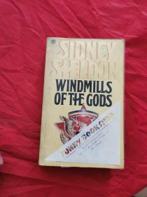 windmills of the gods 【英文原版】