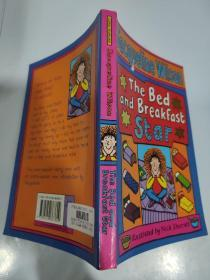 jacqueline wilson the bed and breakfast star     杰奎琳·威尔逊《床与早餐明星》..,