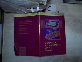CONPUTER PROGRAMMING (CP103) 计算机程序设计(CP103)(29)