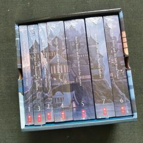 【全七册】Harry Potter the Complete Series 哈利波特全集