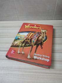 英文精装原版 McGraw-Hill Reading Wonders :Reading/Writing Workshop 3