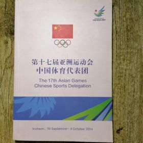 第十七届亚洲运动会中国体育代表团