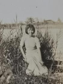 民国旗袍美女照片1