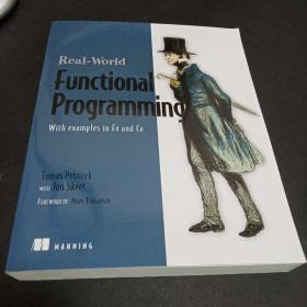 Real-World Functional Programming:With Examples in F# and C#