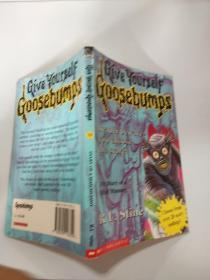 goosebumps reader beware  you choose the scare: 鸡皮疙瘩读者当心 你选择了  恐慌