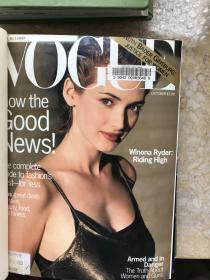 vogue magazine 10月-12月 1993年