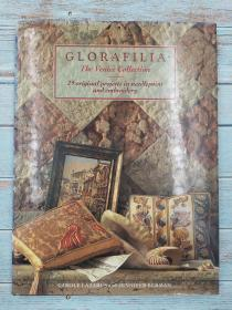 Glorafilia: Venice Collection - 25 Original Projects in Needlepoint and Embroidery