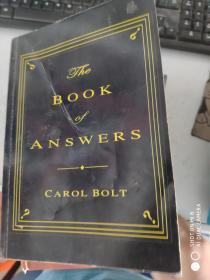 正版二手全外文The Book of Answers