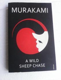 A Wild Sheep Chase       英文原版   《寻羊冒险记》 日本作家村上春树