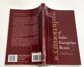 The American Heritage Dictionary of Indo-European Roots, Third Edition