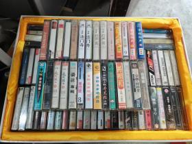 京剧磁带:九十年代,2000年左右,一起94盒打包走,有京剧 有豫剧 有专辑,有音乐,有相声'还有个人自录'