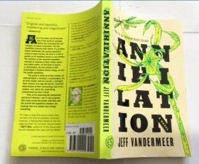 Annihilation:A Novel  英文原版小说