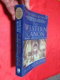 The Western Canon Bloom, Harold   (小16开 )  【详见图 】
