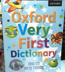 平装 Oxford Very First Dictionary 第一词典