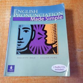 English Pronunciation Made Simple [With 2 CDs]