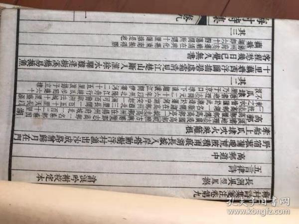 吳梅村詩集