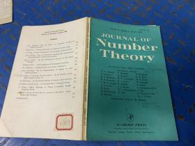 JOURNAL OF NUMBER THEORY看图