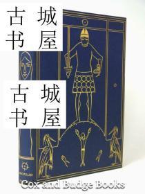 珍本《红色汉拉善与秘密玫瑰的故事》Norah McGuinness彩色与黑白插图,1927年出版