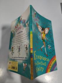 rainbow magic Francesca the football fairy     彩虹~魔术师弗朗西丝卡足球仙子..'
