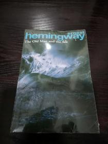 老人与海英文原版 The Old Man and the Sea 海明威经典小说书籍,封面有严重勒痕,无笔记无划线,包邮