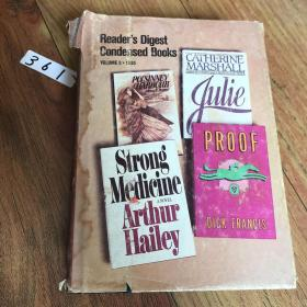 READER'S DIGEST CONDENSED BOOKS VOLUME 2 1985