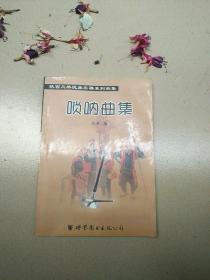 「陕西风格民族乐器系列曲集」唢呐曲集
